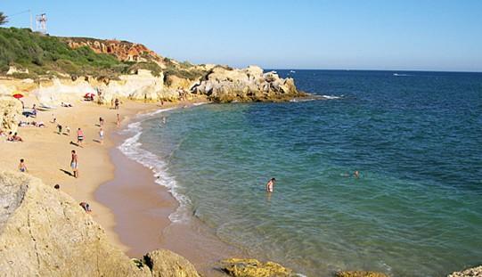 Albufeira, en el Top 10 de playas de Portugal