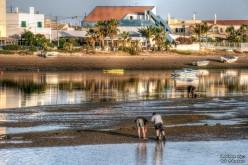 Faro: Las playas y la Ría Formosa, donde aletean los flamencos