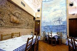 Restaurante Sudeste, el mejor pescado junto al río Arade