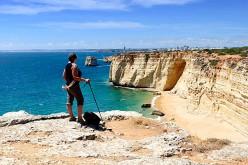 La costa de Ferragudo, un lugar ideal para perderse