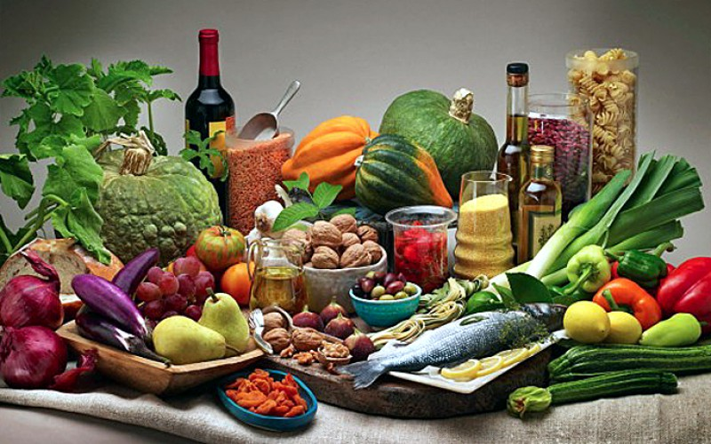 'Dieta mediterránea todo el año', en Tavira