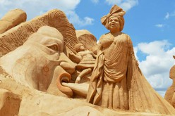 La música centra la XIII edición del Festival de Esculturas de Arena Fiesa