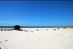 Playa de Alagoa, un rincón para el descanso entre dunas y pinos