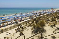 Playa de Barril, un lugar de ensueño en plena isla de Tavira