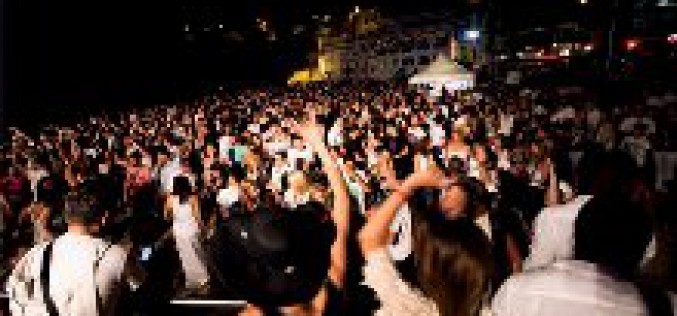 Noche de Blanco y Negro en Lagos