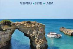 Una guía turística promueve tres playas del Algarve