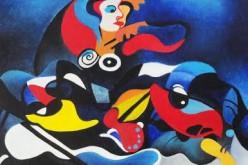 Los jóvenes artistas de Quarteira exponen sus mejores trabajos