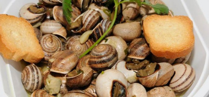 Los mejores caracoles del Algarve, en Castro Marim