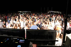 'Noches Jóvenes' animan la playa de Alagoa