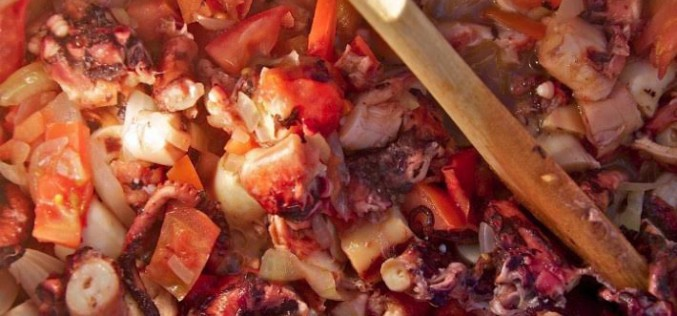'Cocinando en el paisaje' llega a los Mercados de Olhao