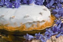 Receta de pastel almendrado