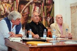 El público español llena el Encuentro Poesía al Sur