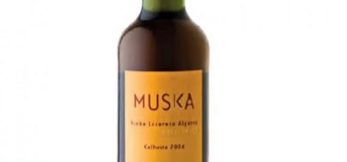 Muska, vino licoroso Algarve Dulce