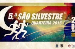 La 5ª Carrera de San Silvestre llega a Quarteira