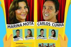 Marina Mota y Carlos Cunha, 'Juntos en Revista' en Olhao