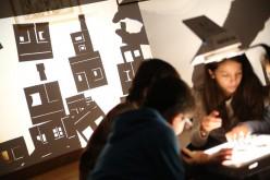 Pequeños arquitectos en Olhao