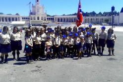 Exploradores de todo el Algarve se reúnen por primera vez en Vila Real