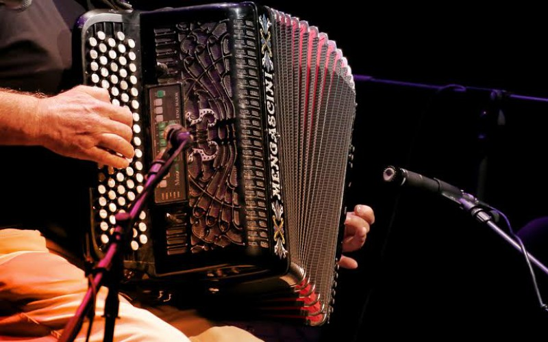 Los mejores acordeonistas del mundo, en concierto en Olhao