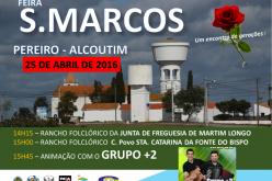 Alcoutim celebra su Feria de San Marcos