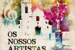 Artistas de la Unión de Freguesías se reúnen en Querença, Tor y Benafim