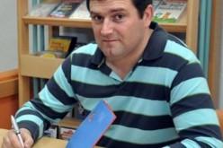 El escritor Joao Manuel Ribeiro lleva sus conocimientos a los colegios de Loulé