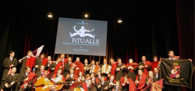 Tunas de todo el país se unen en un espectáculo en Loulé