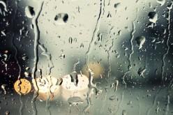 La lluvia provoca pequeñas inundaciones en Faro
