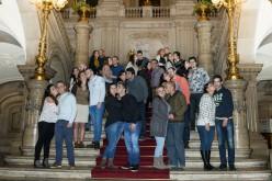Recién casados de San Antonio pasan su luna de miel en el Algarve