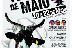 El mayor queso fresco de cabra del Algarve, en Tierra de Mayo