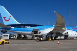 El Aeropuerto de Faro recibe por primera vez el Boeing 787 Dreamliner
