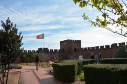 El Castillo de Silves, a la luz de la luna