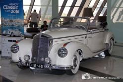 Reliquias del automovilismo mundial se dan cita en el Algarve Classic Cars