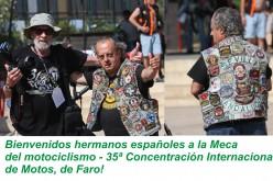 Faltan seis días para la Concentración Internacional de Motos de Faro