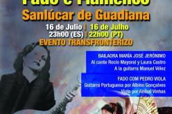 El fado y el flamenco unen este sábado a Alcoutim y Sanlúcar de Guadiana