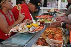 Los mejores mariscos del Algarve, en agosto en Olhao
