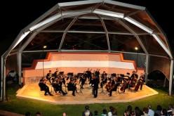 La Orquesta Clássica do Sul, en concierto en Castro Marim
