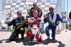 El bicampeón francés Chiappe gana el Gran Premio de Portugal de Fórmula 1