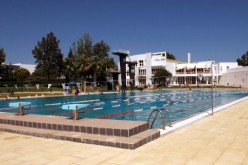 Loulé celebra los 30 años de sus piscinas municipales con un espectáculo de fuego