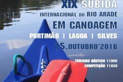 Lagoa se suma a la Subida Internacional del Río Arade