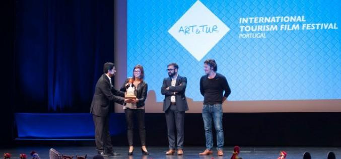 El Algarve, premiado en el Festival Internacional de Vídeos de Turismo