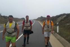 Nueve días de caminata entre Castro Marim y Fátima
