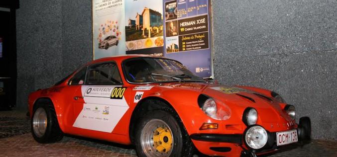 El Rally Casinos do Algarve será en Portimao, Monchique y Lagos