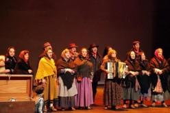 Portimao canta sus Janeiras el Día de Reyes