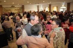 Castro Marim reúne a sus mayores por Navidad