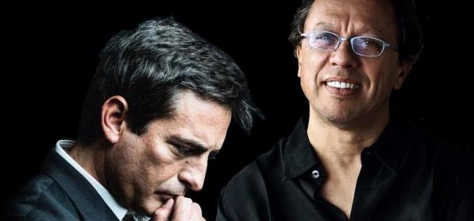 El fado llena Loulé con Camané y Mário Laginha