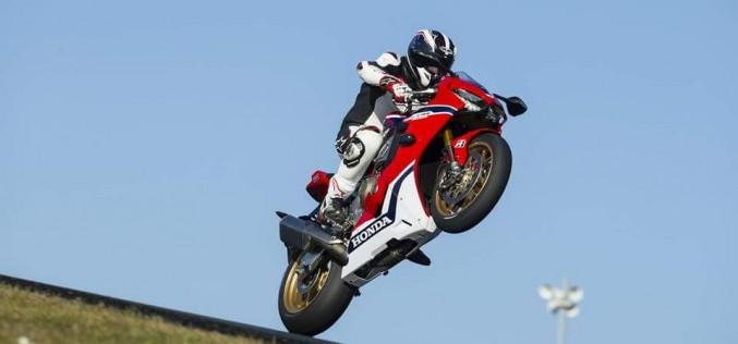 La nueva Honda CBR se presenta en el Algarve