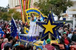 Miles de visitantes conmemoran la adhesión a la UE en el Carnaval de Altura