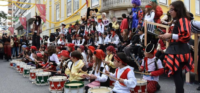 Unos 3.000 niños participarán en el Carnaval Infantil de Loulé