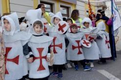 Los pequeños de Loulé y Olhao llenan las calles de magia y color