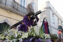El Señor dos Passos recorre las calles de Olhao